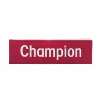 CHAMPİON PATCH