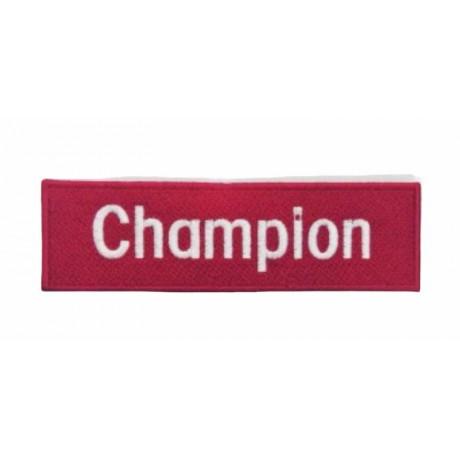 CHAMPİON PATCH