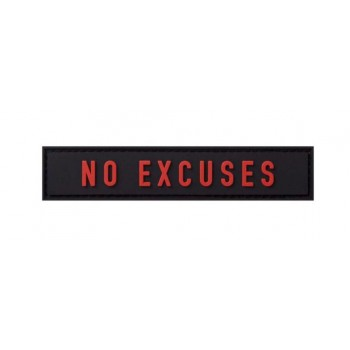 No Excuses Patch