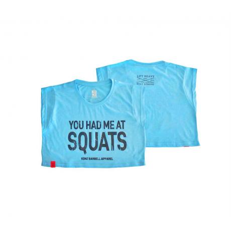 Squats T-shirt W